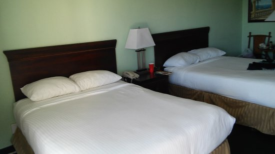 Boca Raton Plaza Hotel and Suites: super clean room