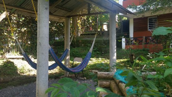 Saint George Parish, Dominica: Relax dans le hamac