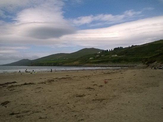 Inch, Ιρλανδία: παραλία