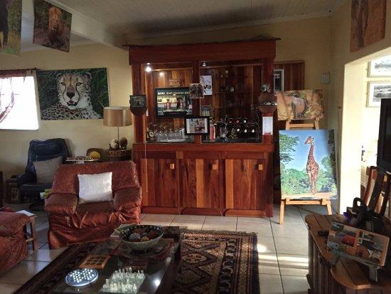 Wayfarers Guest House: Großer Aufenthaltsraum für Gäste