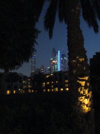The Palace at One&Only Royal Mirage Dubai: Night view