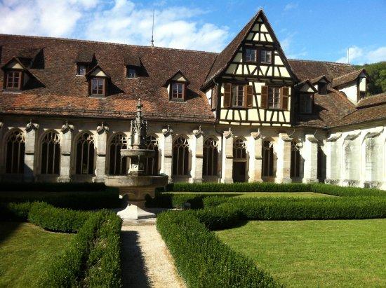 Bebenhausen, Tyskland: Gotischer Kreuzgang