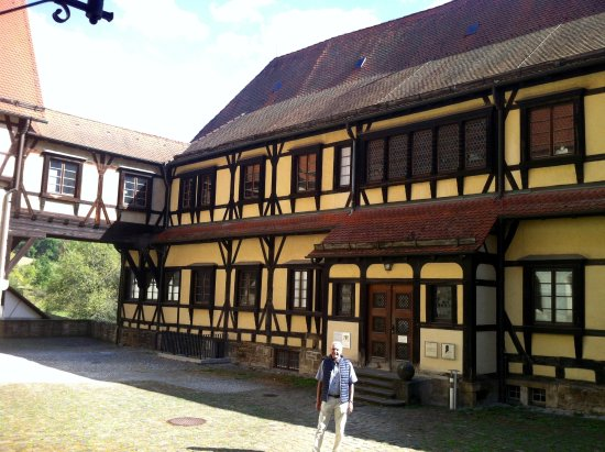 Bebenhausen, Germania: Innerhalb der Klostermauern