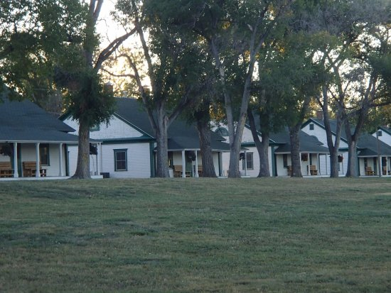 Fort Robinson State Park Living Quarters At Ft Crawford Ne