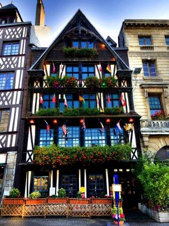 Restaurant La Couronne - Photo de Restaurant La Couronne, Rouen -  Tripadvisor