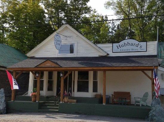 Hancock, VT: Hubbard's Country Store