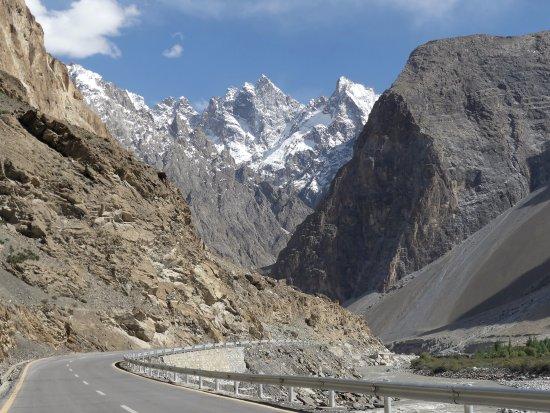 Karakoram Mountains Upper Hunza
