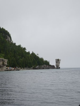 how to go tobermory island from toronto