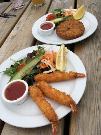 Burwell, UK: Amazing food! Generous portions. Really yummy