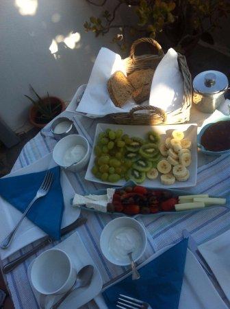 Hotel Manto: colazione da favola!!!