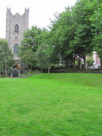 St Audoen's Park