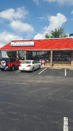 Franklin, Кентукки: Nice little Steakhouse