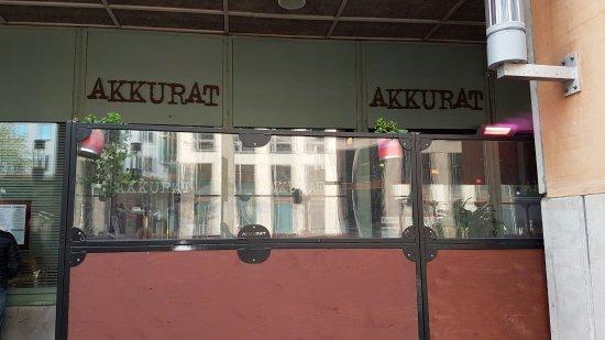 Akkurat Bar & Restaurant: 20160918_175311_large.jpg