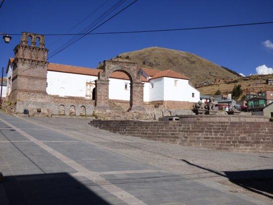Juli, بيرو: Iglesia de Nuestra Señora de la Asunción