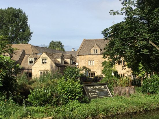 Lower Slaughter, UK: Lovely setting