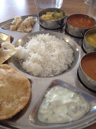 Marietta, GA: Vatica Indian Vegetarian Cuisine