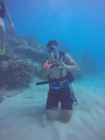 Oahu Diving: Great pics from Eric!