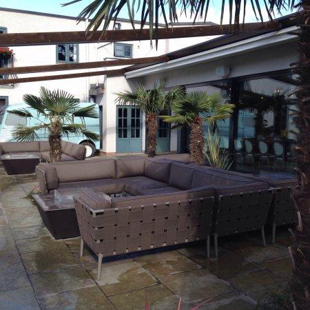 Otterburn, UK: Great decor & scenery, especially on a beautiful sunny day!!
