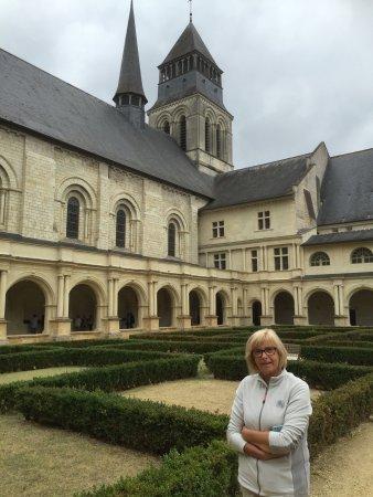 Fontevraud-l'Abbaye, Frankrig: photo2.jpg