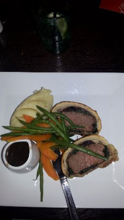 Stowmarket, UK : Beef Wellington