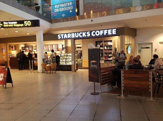 Kastrup, الدنمارك: Starbucks