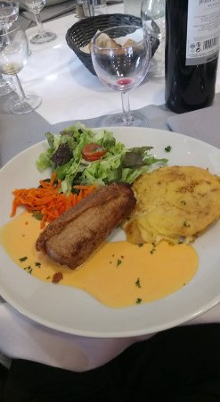 Saint-Cast le Guildo, France : le fameux filet mignon en croute de chorizo