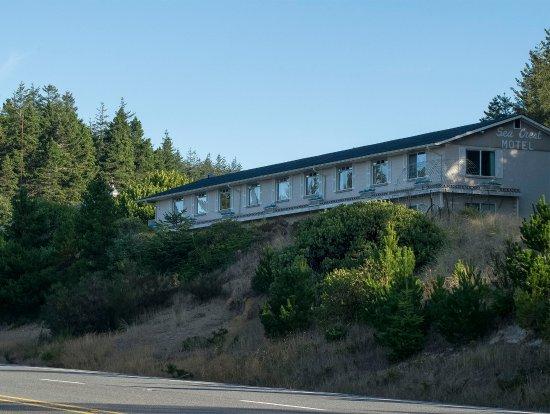 Port Orford, Oregon: Sea Crest Motel