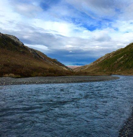 Denali Visitor Center: Savage River in Denali National Park