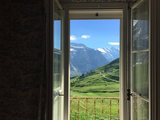 Kleine Scheidegg ภาพถ่าย