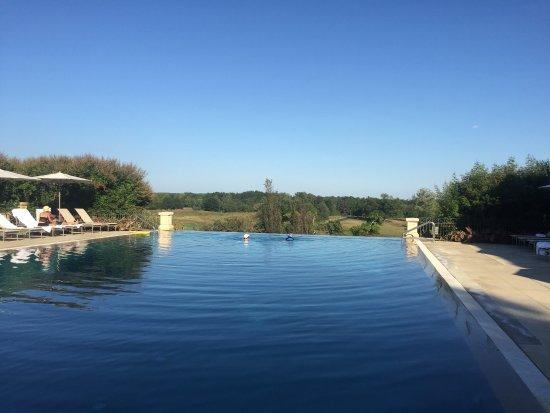 Keswick Hall: Beautiful pool