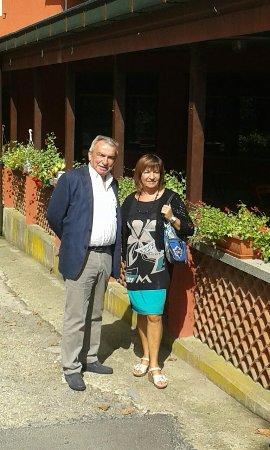 Pralormo, Italien: 18/09/16 Pranzo anniversario matrimonio Rita e Angelo