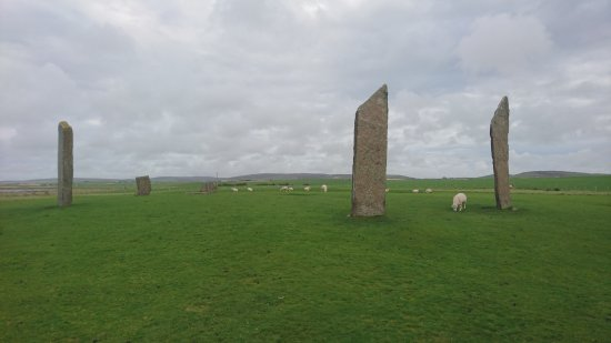 Stenness, UK: Great views