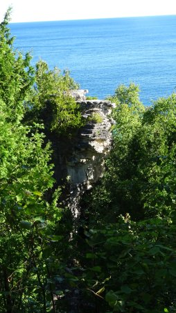 Lion's Head, Kanada: Devils Monument