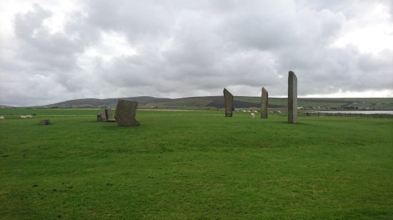 Stenness, UK: Looking from different location
