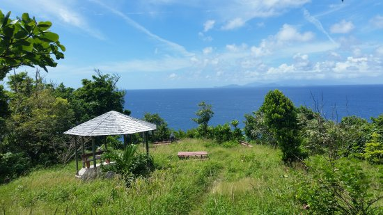 Waitukubuli Trail : Point Nord-Ouest