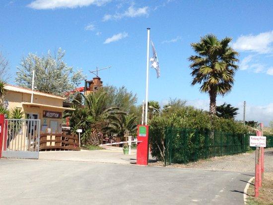 R ception picture of camping domaine cote vermeille port la nouvelle tripadvisor - 2400 chemin des vignes 11210 port la nouvelle ...