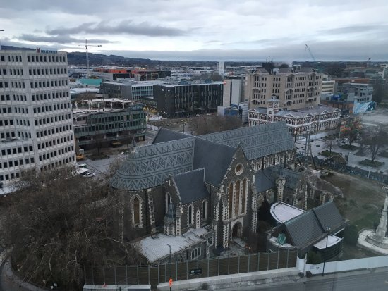 Novotel Christchurch Cathedral Square Hotel : photo1.jpg