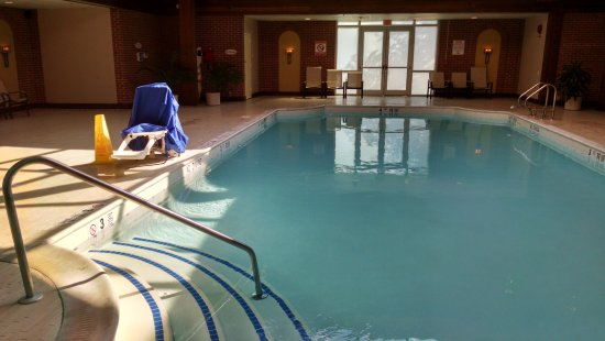 Doubletree by Hilton Hotel Tarrytown: Indoor pool