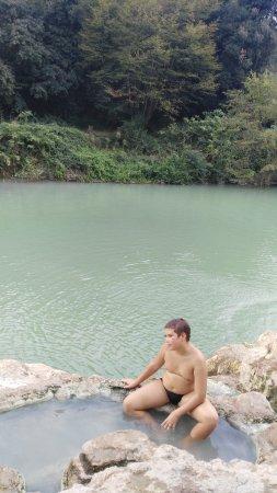 Monticiano, إيطاليا: Tesoro mio (mamma acqua calda.)