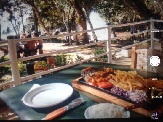 Tijucas do Sul, PR: Almoço na natureza