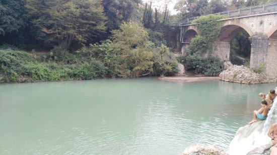 Monticiano, Italy: che belloooo sempre nella parte del fiume