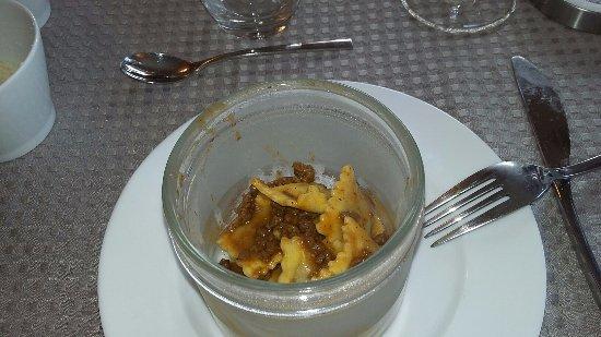 Dernice, Italie : ravioli