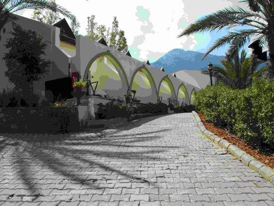 Bellapais Monastery Village Foto