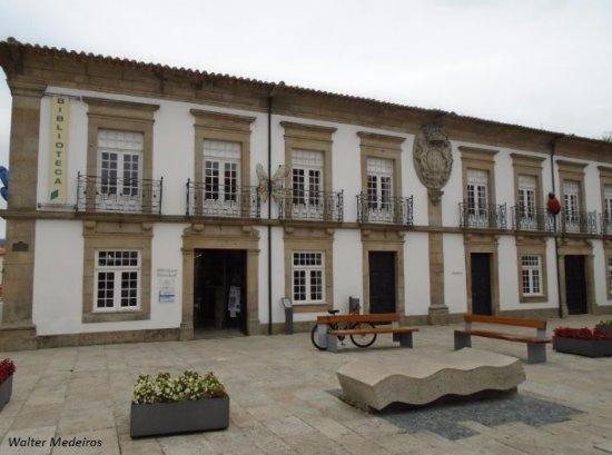 Vila Nova de Cerveira, Portugalia: Solar dos Castros