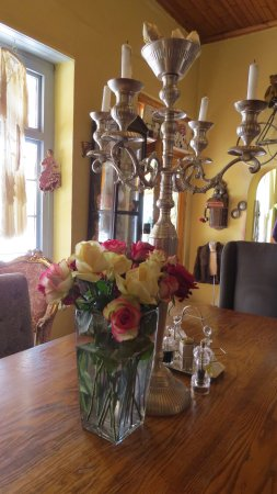 Willowmore, Sydafrika: Table setting