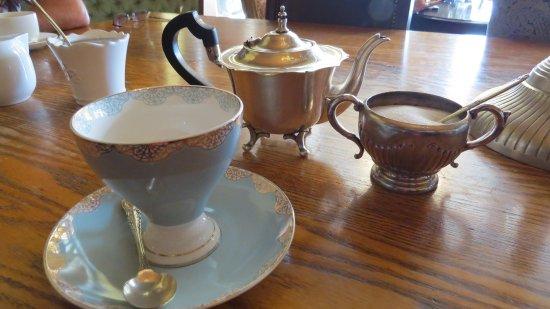 Willowmore, Sydafrika: Tea in style