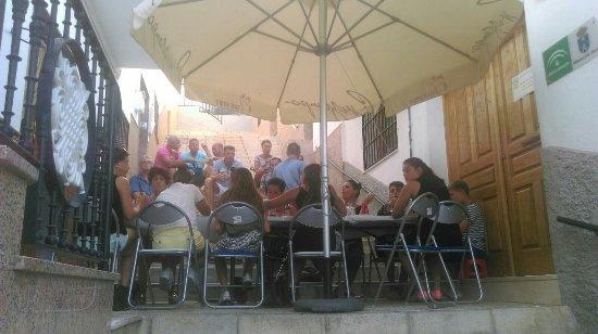 Algarrobo, Spania: Como en familia
