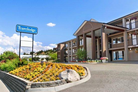 Kamloops Travelodge Mountview: Exterior