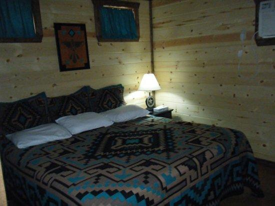 Mayan Dude Ranch: Master Bedroom