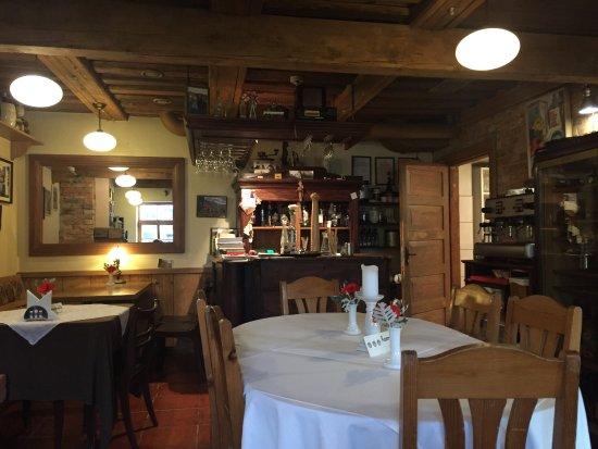 Talsi, Λεττονία: Comida deliciosa